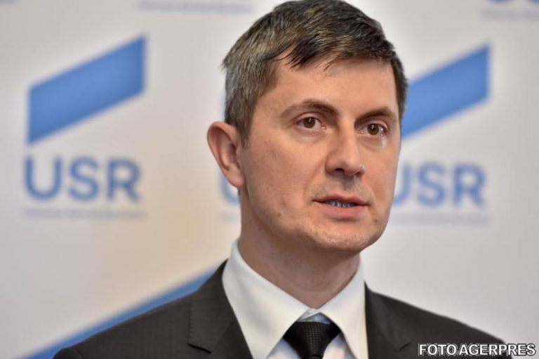 USR anunta ca dupa ce cade Dancila va sustine un guvern cu ALDE si PRO Romania