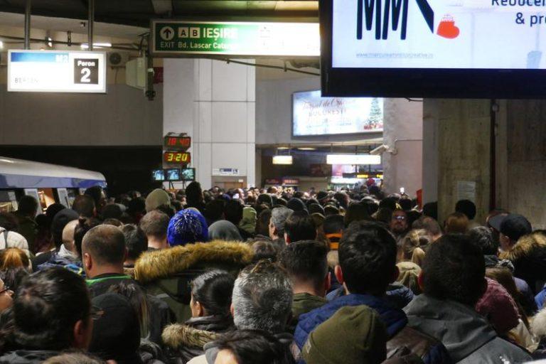 Incepand de luni, metroul ar putea circula doar dimineata! Metrorex are datorii uriase