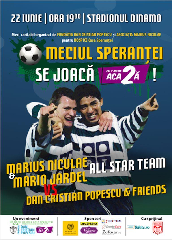 Mario Jardel joacă pe Dinamo!