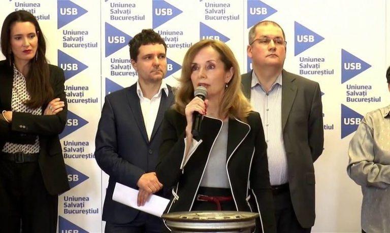 Liderul USR Bucuresti face un pas in spate dupa ce a fost declarat colaborator al fostei Securitati