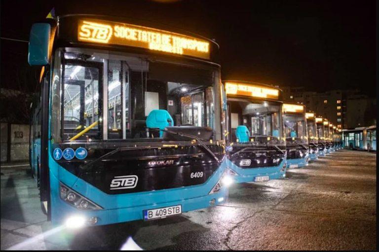 STB schimba orarul si reduce numarul autobuzelor cu 25%