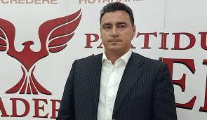 Candidatul ADER la presedintie, Andrei Stoican, sustinut de sase formatiuni politice