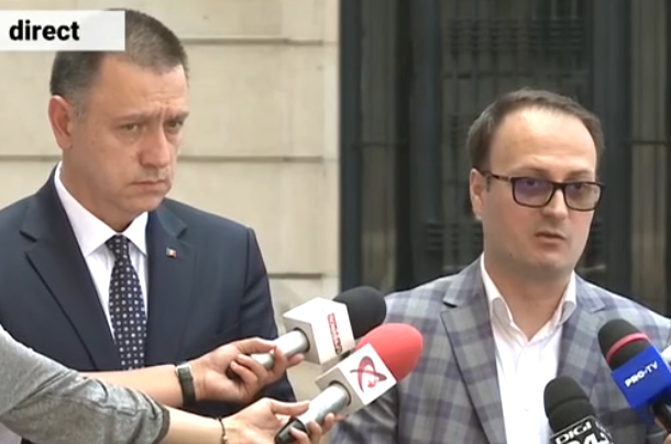 DNA il acuza oficial pe Alexandru Cumpănaşu de furt si fraudă cu fonduri europene