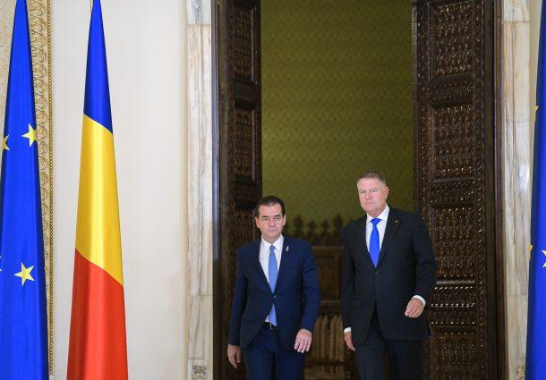 Lista finala a ministrilor in guvernul Ludovic Orban