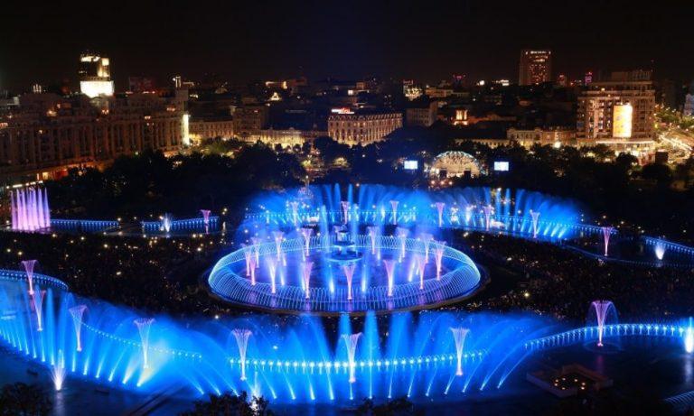 Restrictii importante de trafic in Bucuresti pentru Simfonia Apei