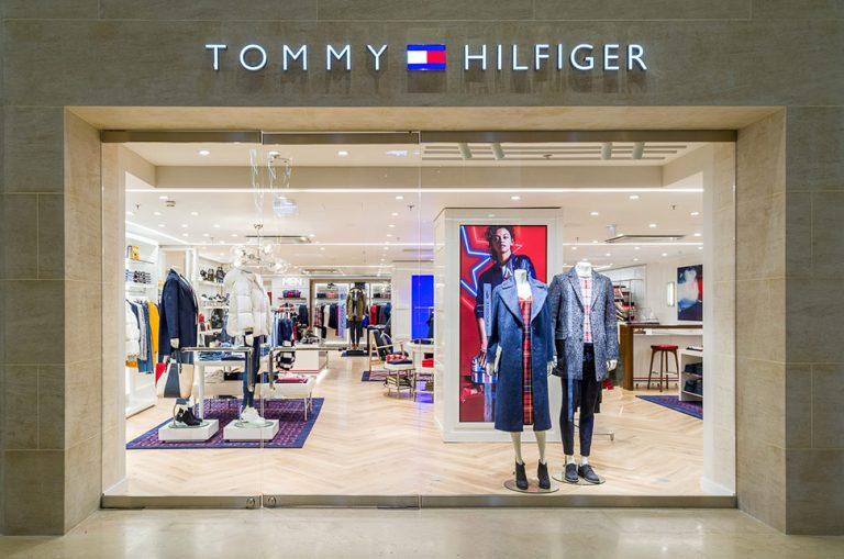 Tommy Hilfiger a deschis in Bucuresti Mall Vitan primul magazin din Romania
