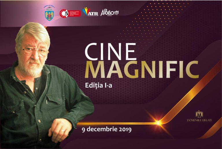 Marele actor Ștefan Iordache evocat de actori și prieteni la Gala Cine Magnific