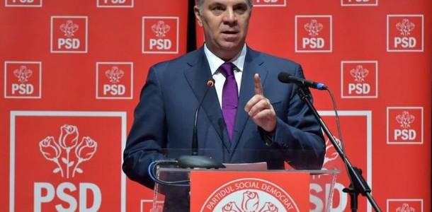 Valeriu Zgonea, fostul presedinte PSD al Camerei Deputatilor, condamnat la 3 ani de inchisoare cu executare