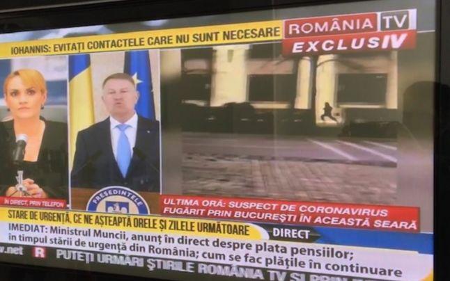 Dosar penal pentru Romania TV din cauza promovarii de stiri FALSE!